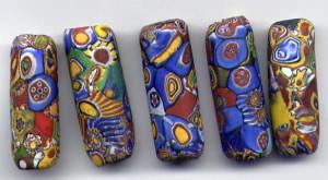 Venetian Millefiori Beads